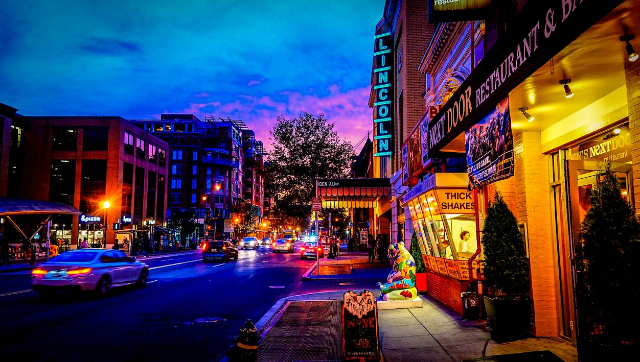 U Street - Washington, D.C | © Ted Eytan - Flickr