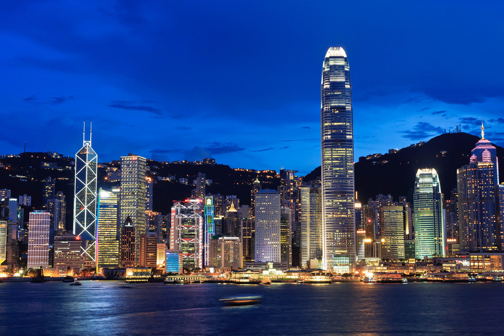 Victoria Harbour, Hong Kong | © Wing Pui Yip – Flickr